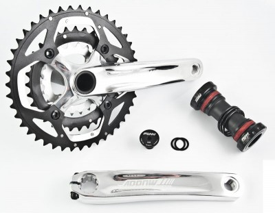 Система Funn Arrow Triple Chainring /68/73мм каретка / BCD:64/10