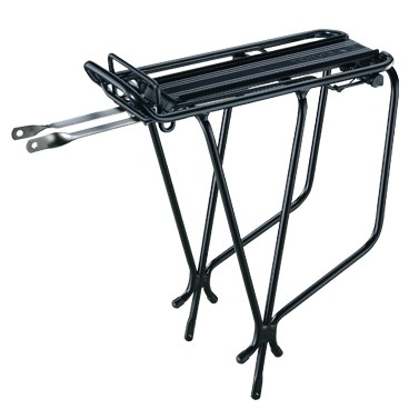 TOPEAK Багажник Super Tourist Tubular Rack, чёрный