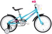 Велосипед Welt Pony 16 2019 light blue/pink/white (one size)